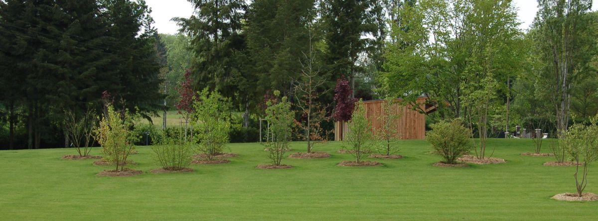 Aménagement et création de jardin et de terrasse