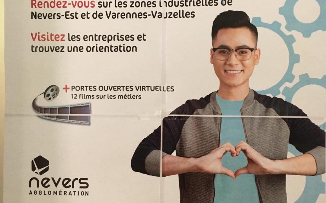 PEV participe à l'opération «Au ♥ de nos entreprises»