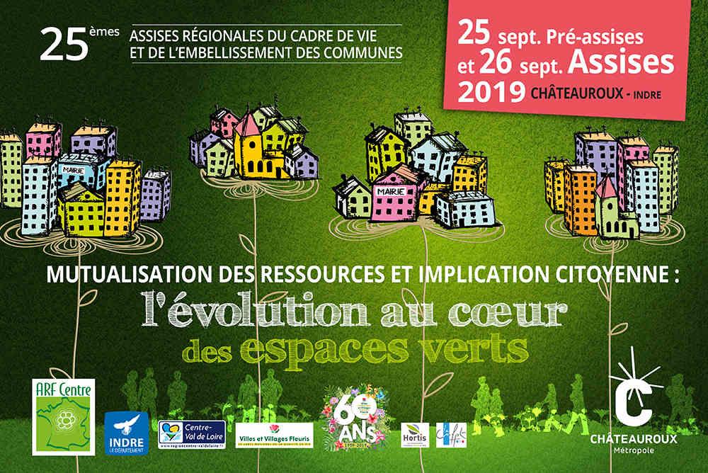 Retrouvez-nous le 26 septembre aux ARF à Châteauroux